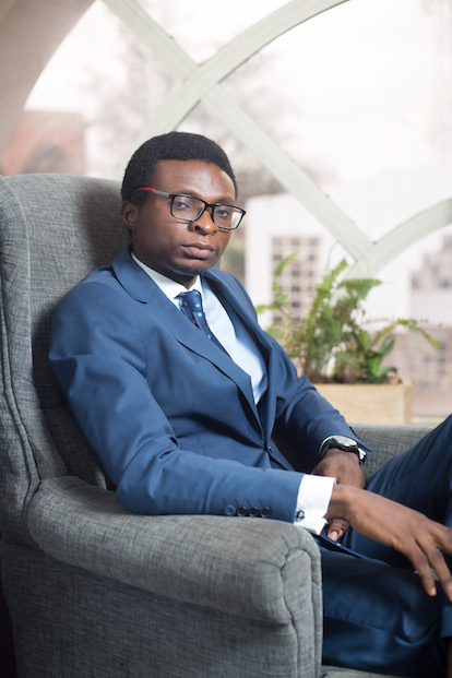 Ayeni Oluwaseyi - CTO & Co-Founder