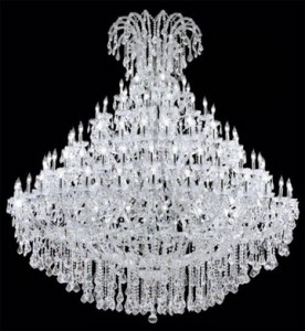 Beautiful Crystal Chandeliers
