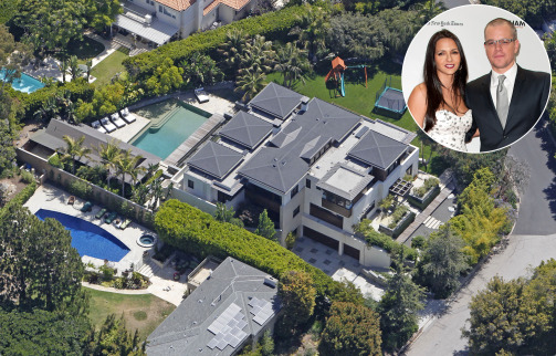 Top 10 Most Expensive Celebrity Homes Tolet Insider