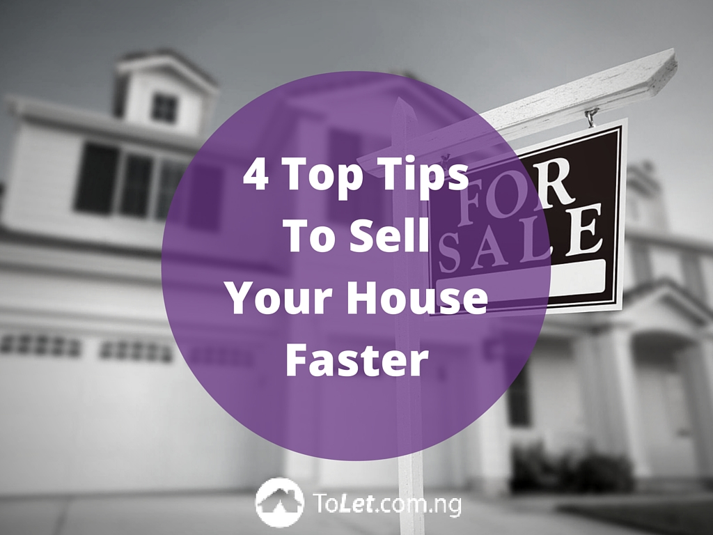 how to make a house sell faster