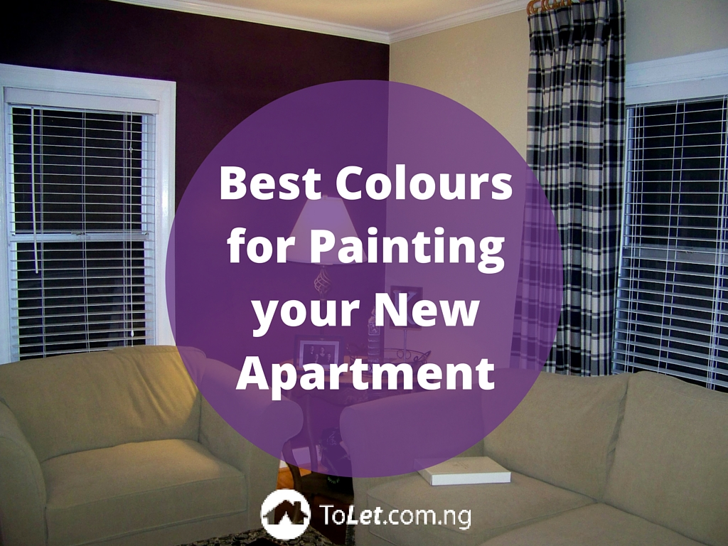 Best Colours for Painting your New Apartment | ToLet Insider