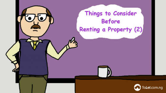 Things to Consider Before Renting a Property (2)