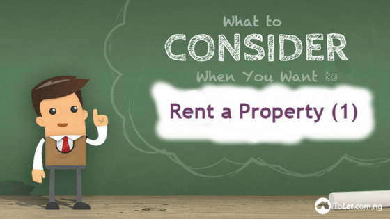 Things to Consider Before Renting a Property (1)