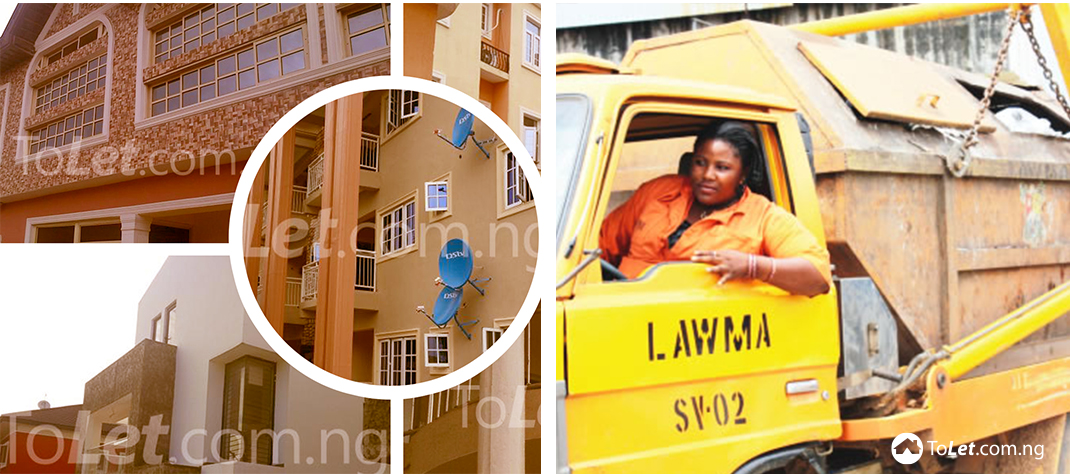 Rent a Flat in Lagos