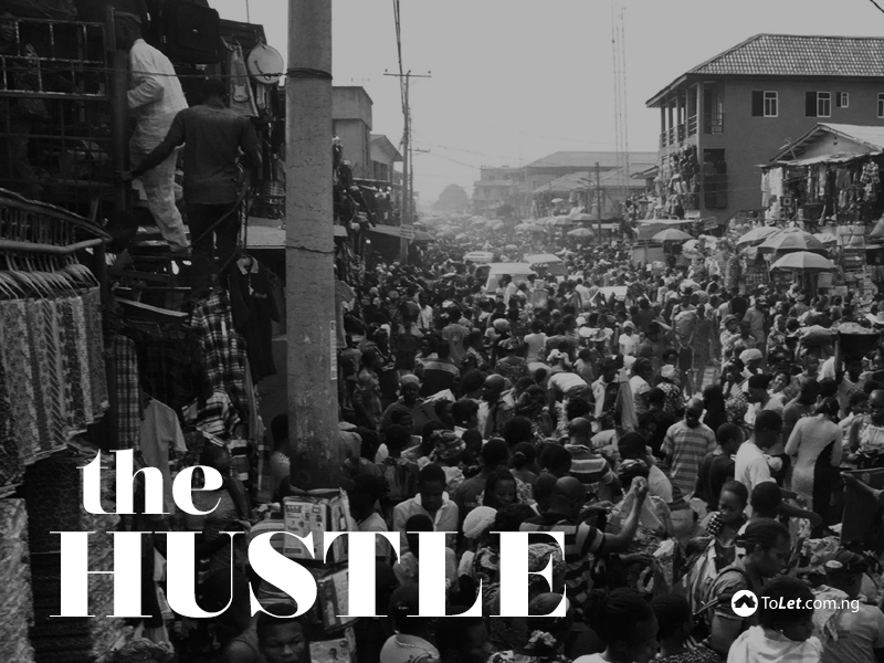Lagos Hustle and the Night Bus