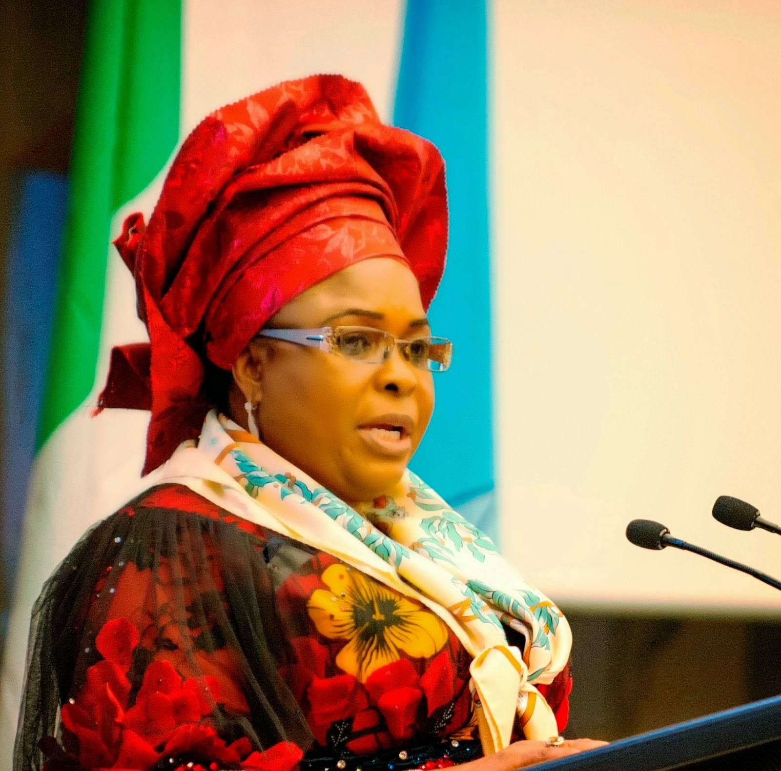 Patience Jonathan and Fraud
