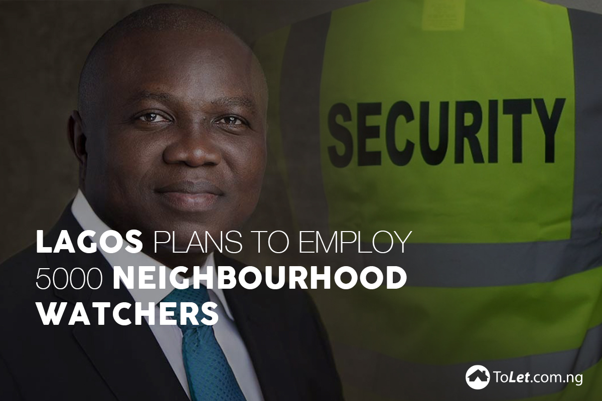 Security in Lagos