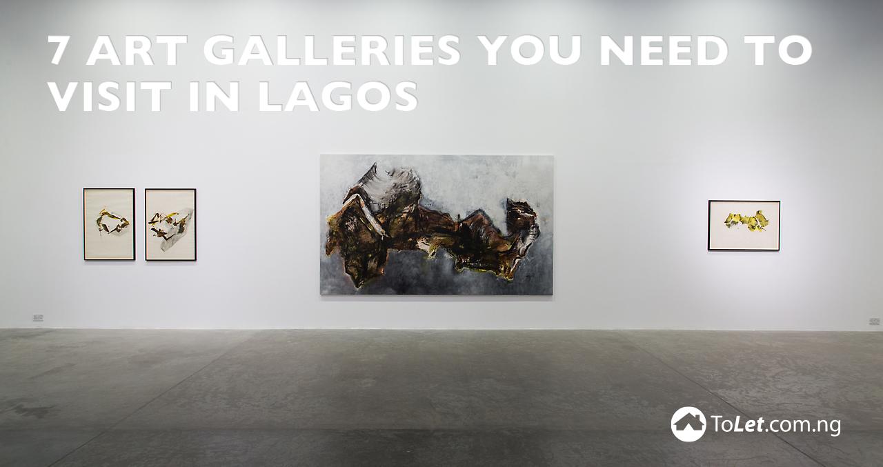 Top Galleries in Lagos