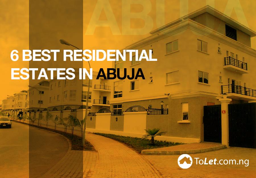 Best Estates in Abuja