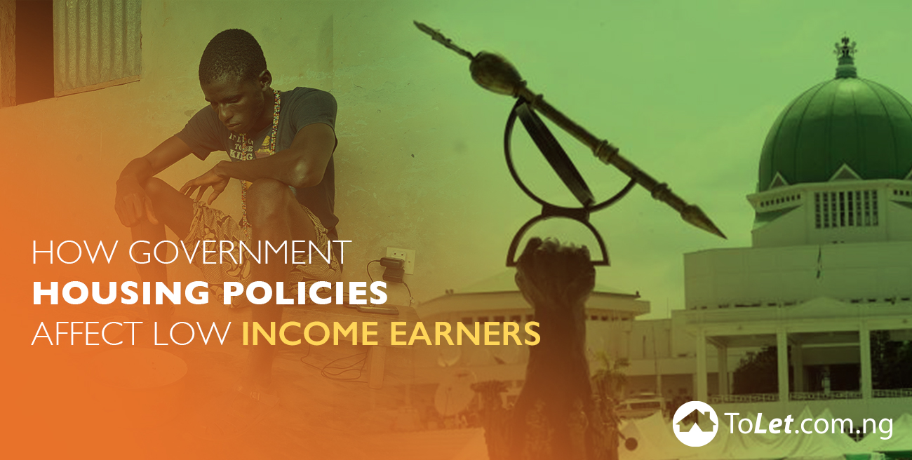 how government policies affect low income earners