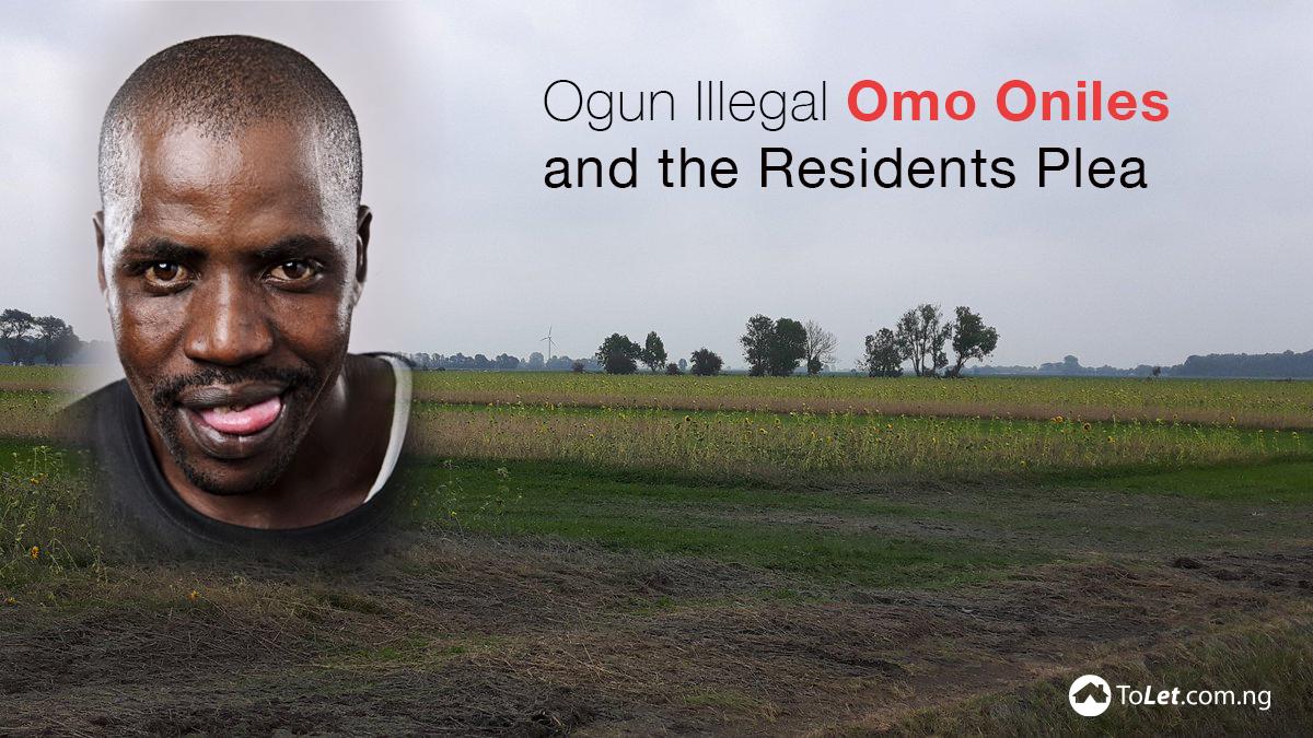 Ogun Residents Plea Over Illegal Omo Oniles