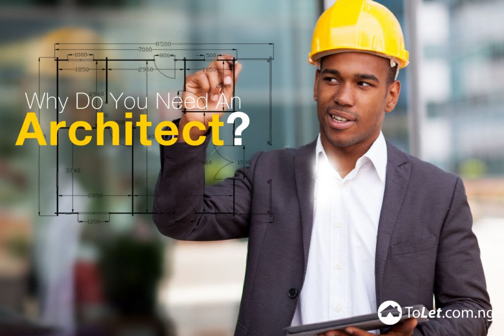 Why do you need an architect tolet insider for Do i need an architect