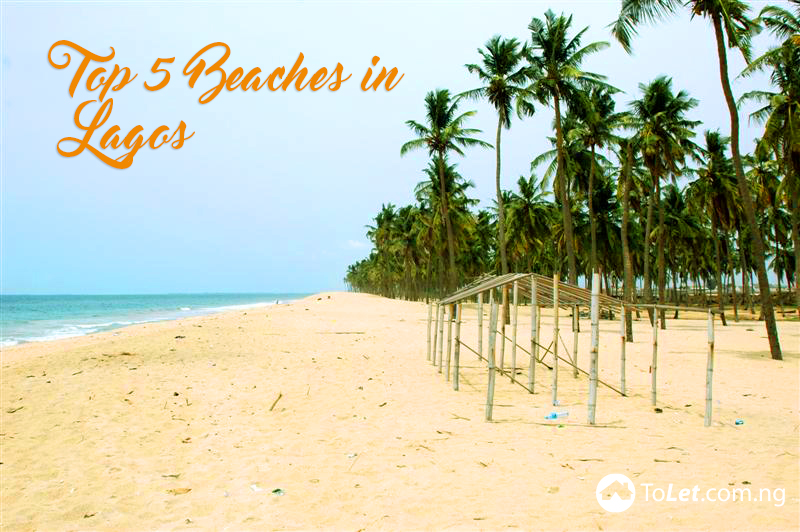 Top 5 Beaches in Lagos State