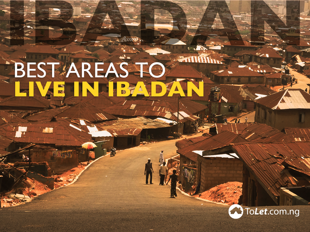 best places to live in Ibadan