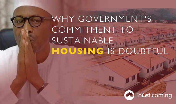 Why government's commitment to sustainable housing is doubtful