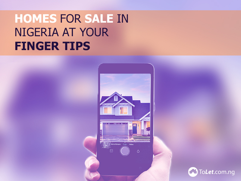 homes for sale in Nigeria