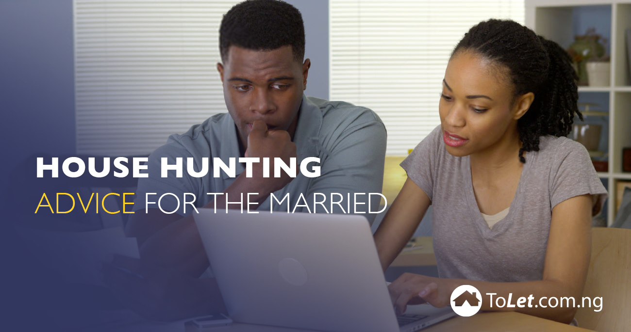 House Hunting Advice For The Married