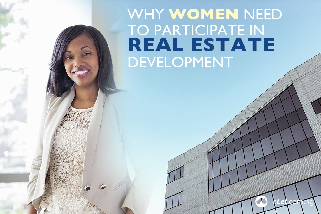 promoting women's participation in real estate development