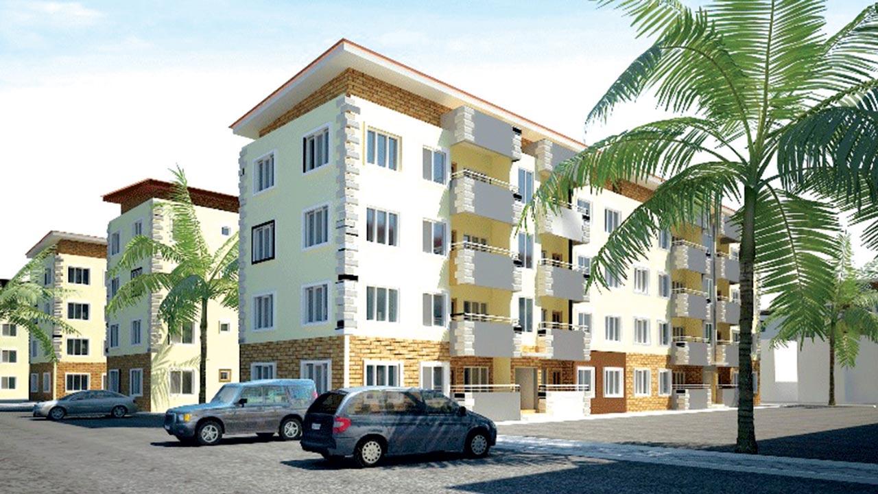 Ambode Targets 20,000 Housing Units in Three Years