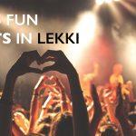 Top 5 Fun Spots in Lekki