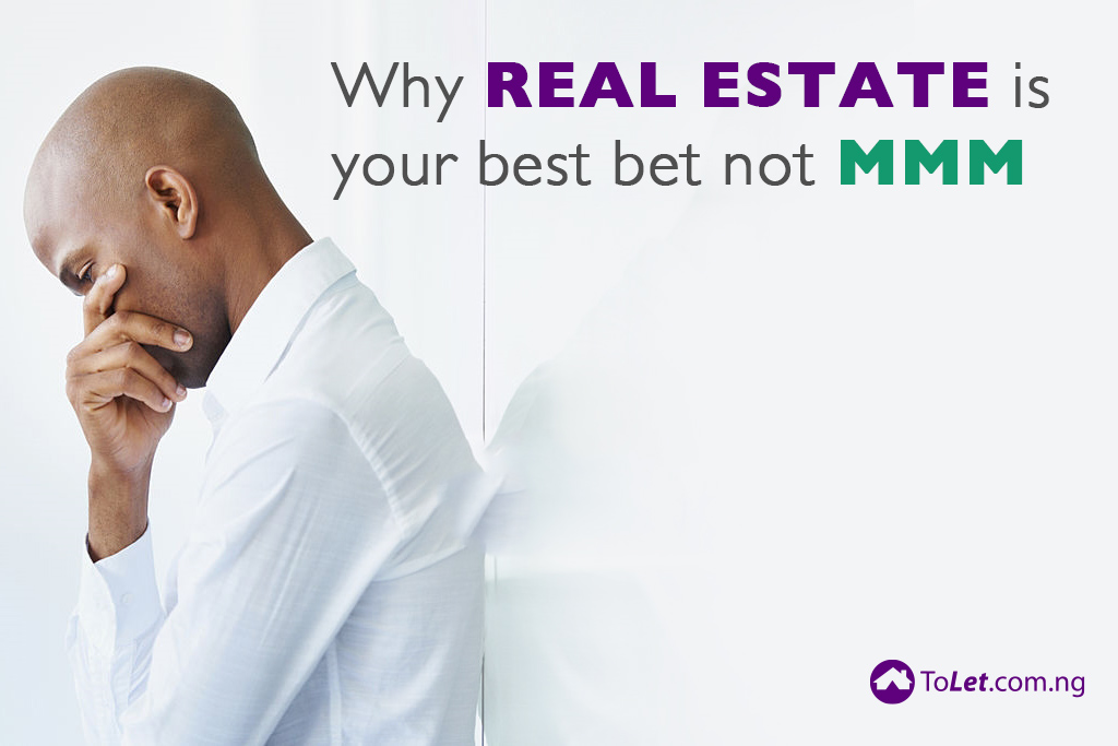 Why Real Estate is the Best Bet Not MMM