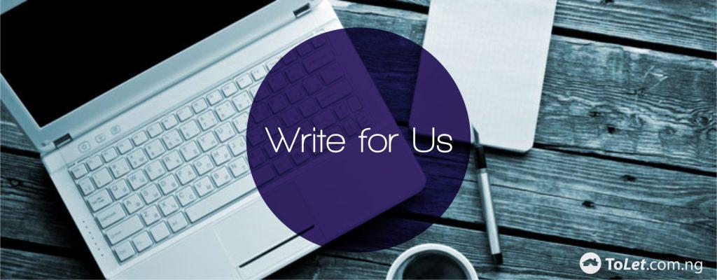 Write For Us - PropertyPro Insider