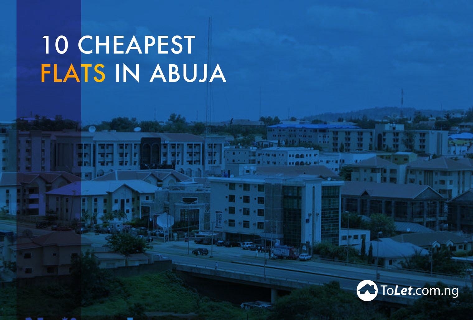 Most Affordable flats in Abuja