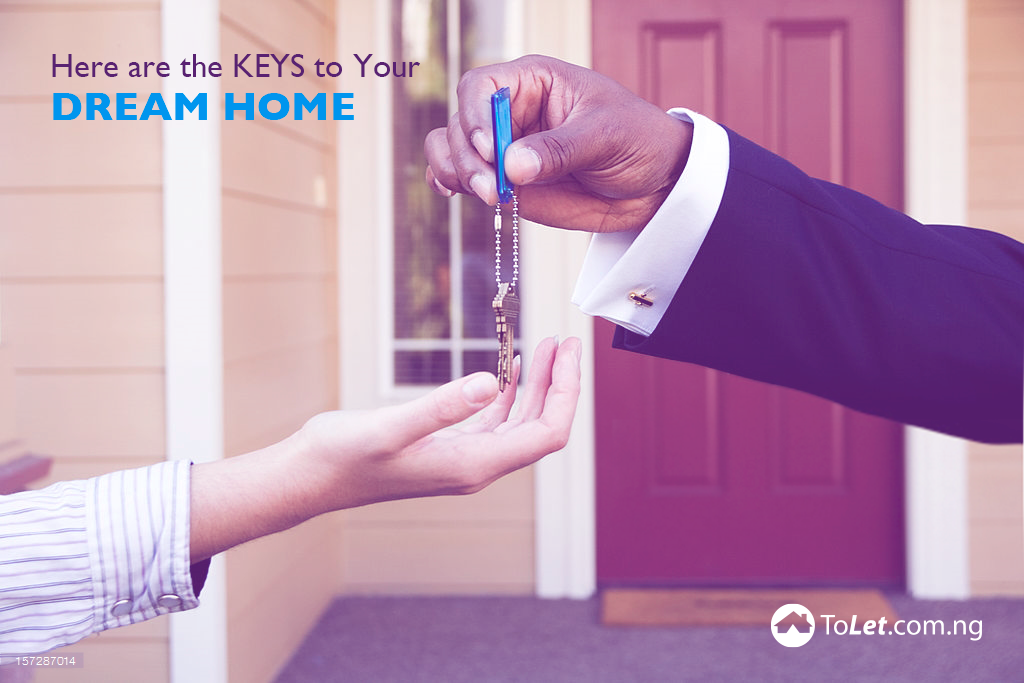 keys to your dream home