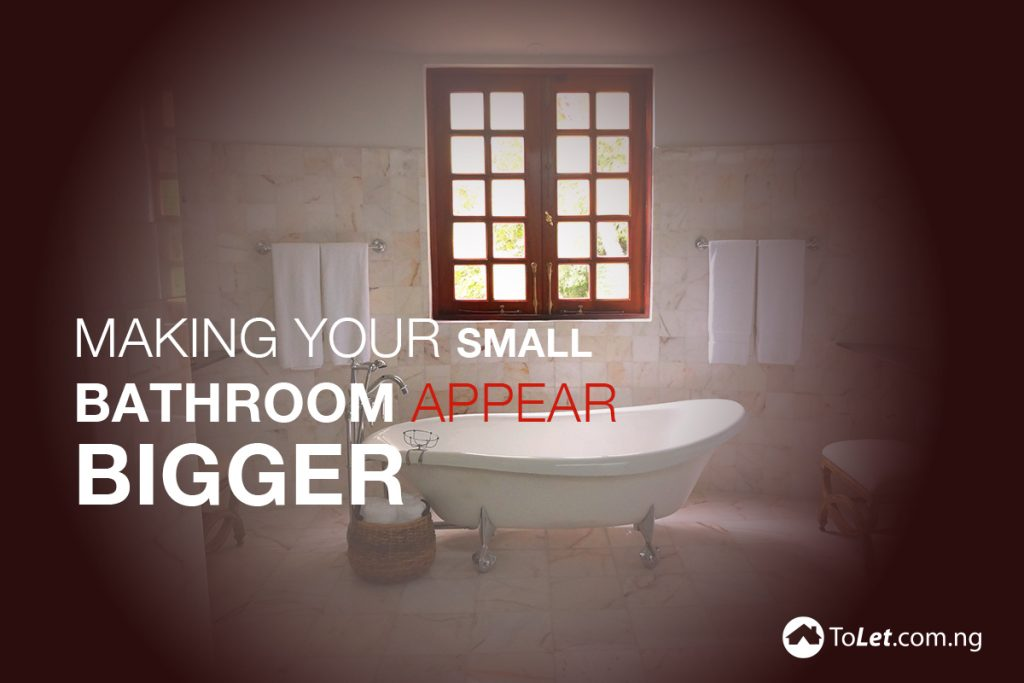 How can i make my small bathroom look bigger tolet insider for My small bathroom