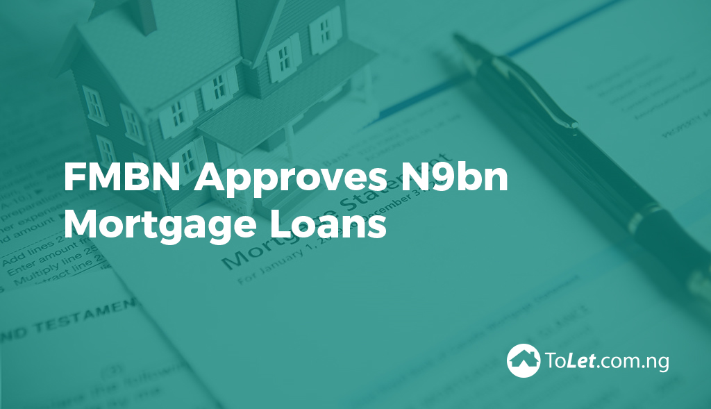 FMBN Approves N9bn Mortgage Loans