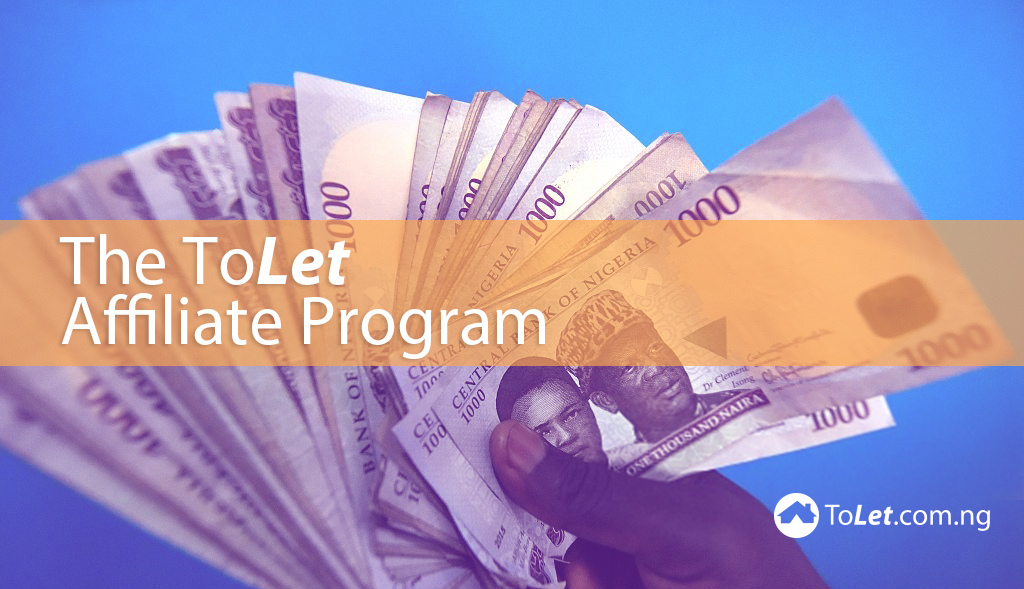 The ToLet Affiliate Programme
