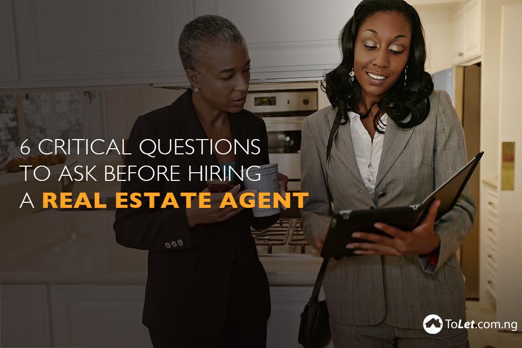 estate agents in Nigeria
