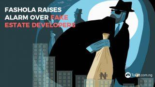 Fashola Raises Alarm Over Fake Estate Developers