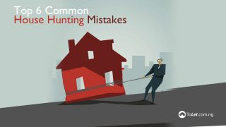 Top 6 Common House Hunting Mistakes