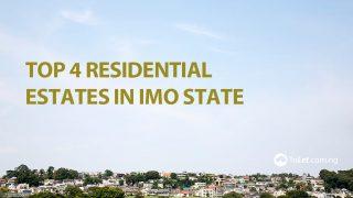 residential estates in imo