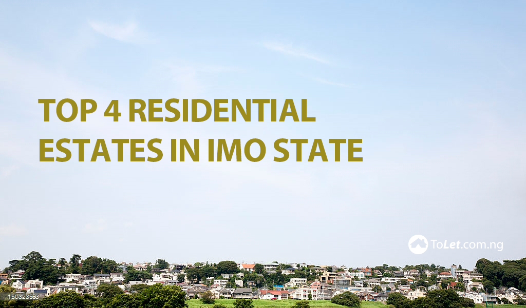 residential estates in imo