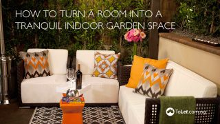 How to Turn a Room into a Tranquil Indoor Garden Space