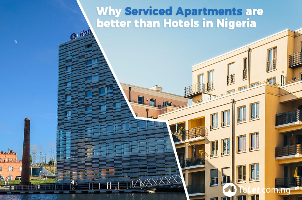 serviced apartments in nigeria