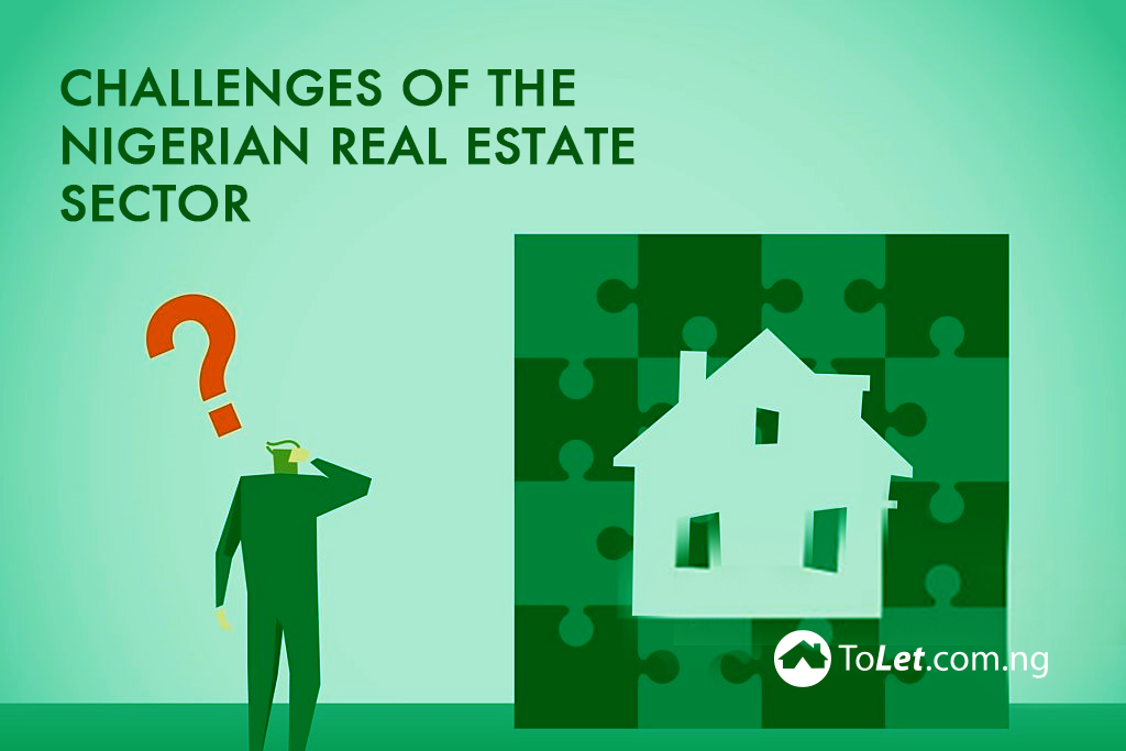 challenges of the nigerian real estate sector