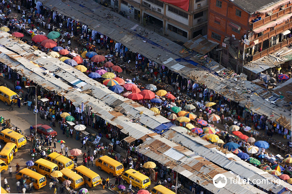 most exceptional markets in Lagos