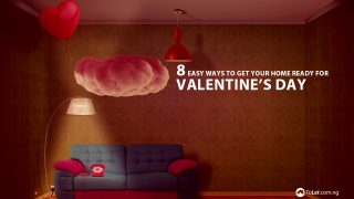8 Easy Ways To Get Your Home Ready For Valentine's Day