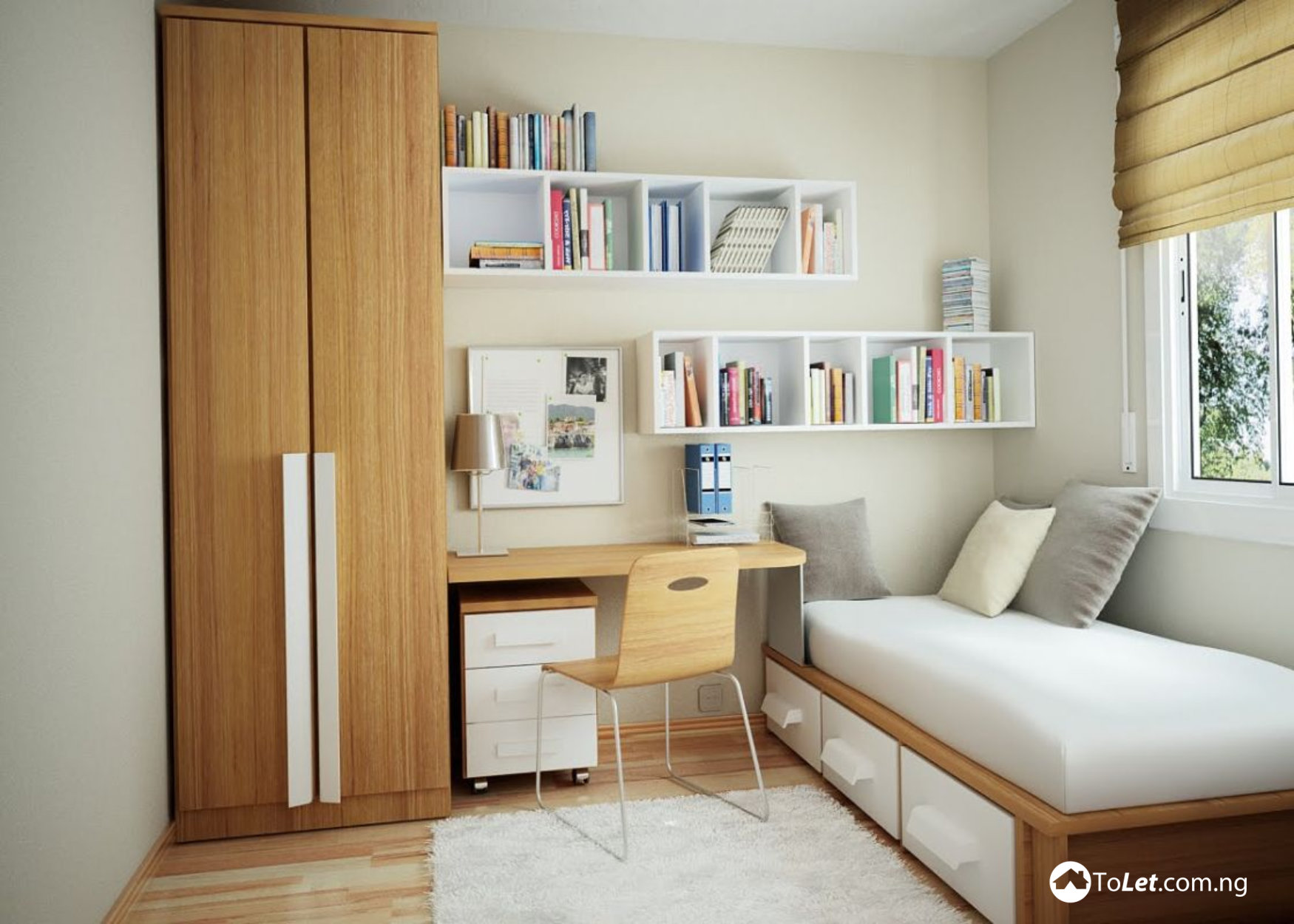 A Mini Flat Is An Apartment Consisting Of Sitting Room Bedroom Toilet And Kitchen Renting In Nigeria Has Become The Choice Many