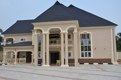 Nigerian houses images galleries with for Interior home designs in nigeria