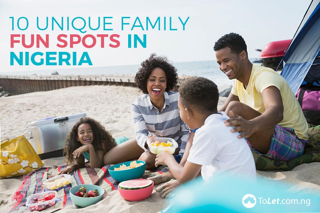 family hangout spots in Nigeria 1