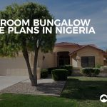 4-Bedroom Bungalow House Plans in Nigeria