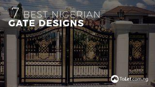 7 Best Nigerian Gate Designs