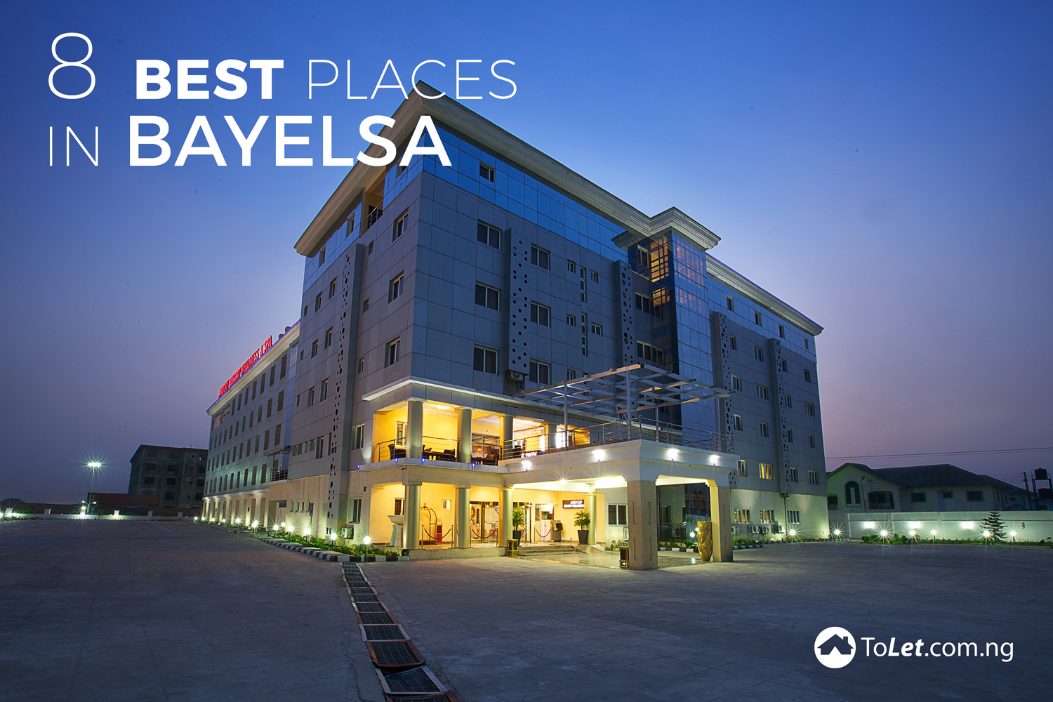 best places in Bayelsa
