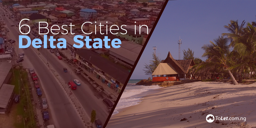 Best Cities in Delta state