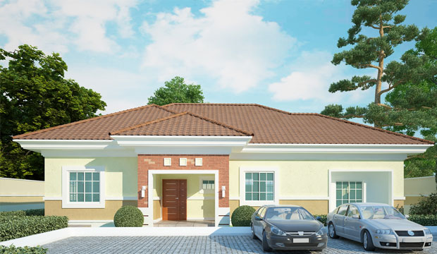 Beautiful house designs in nigeria tolet insider for Nigeria house design plans