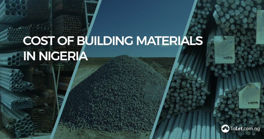 Cost of building materials in nigeria tolet insider for Prices for building materials